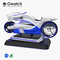 Wholesale Earn money VR Business Machine 9D VR Motorcycle game with 3dof motion virtual reality motorcycle ride from china suppliers