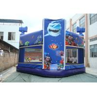 Wholesale Indoor or Outdoor Commercial Grade Bouncy Castle / 0.55MM PVC Inflatable Bouncer from china suppliers