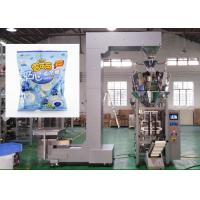 Wholesale Cotton / Candy Packing Machine , High Speed Automatic Vertical Packing Machine from china suppliers