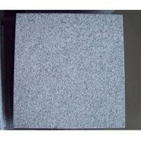 Wholesale Indoor 2.61g/Cm3 Hammered G603 Flamed Granite Stone from china suppliers