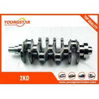 Wholesale TOYOTA 2K / 2KD - FTV Engine Forged Steel Crankshaft 13401 - 30020 from china suppliers