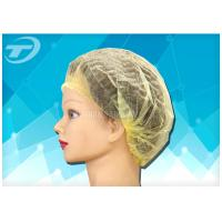 "Wholesale MOB Disposable Surgical Caps 18 "" SPP Fabric Surgical Head Caps from china suppliers"