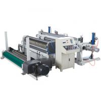 China Kraft Paper Slitter Rewinder Machine To Slit And Rewind Paper From Jumbo Roll To Small Roll on sale