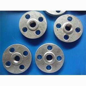 China DN15 PN20 RF Ends Galvanised Carbon Steel Flange on sale