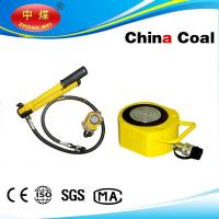 Wholesale RSM Single Acting Hydraulic Car Lifting Jack with Hand Pump from china suppliers