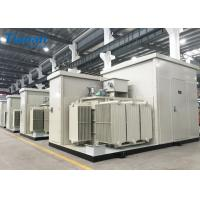 Wholesale Prefabricated Compact Transformer Substation Photovoltaic Wind Power 11~33kV 5MVA IP54 from china suppliers