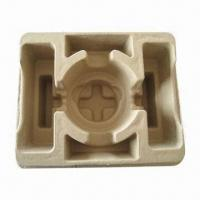 Buy cheap Electronic Component Packaging Tray with Shockproof and Anti-static from wholesalers