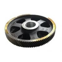 Buy cheap Big Forging Bevel Gear For Heavy Machinery Forging & Casting Big Ring Wheel for Speed Reduction with cheap price from wholesalers