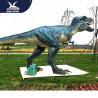 Water - Proof Outdoor Dinosaur  / Spray Water And Smoke Vivid Animatronic Dinosaur Model for sale
