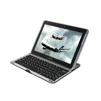 China Aluminium Bluetooth Keyboard Case for Samsung galaxy note 10.1 N8000 on sale