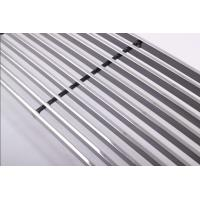 Wholesale Lightweight Silver White Polished Aluminium Profile For Door And Window from china suppliers