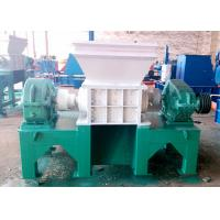 Wholesale Heavy Duty Industrial Shredder / Plastic Shredder Machine High Performance from china suppliers