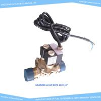 """Wholesale Double flow electromagnetic valves 220VAC, male threaded,  3/4"""",mounted on fuel dispenser from china suppliers"""