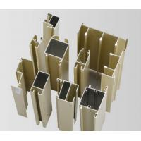 Wholesale Powder Painted / Anodized Aluminum Extrusion Profiles For Side Hung Doors from china suppliers