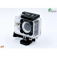 Wholesale Diving 5MP Head Camera Waterproof ,  A9 140degree Lens Gopro Bike Helmet Mount Cam from china suppliers