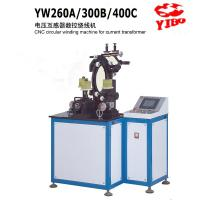 Buy cheap YW- 260A toroid core winding machine current transformer winding machine from wholesalers