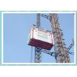 China Permanent Shaft Construction Hoist Explosion Proof VFC Control For Oil Petroleum Plant for sale