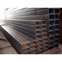 Seamless ERW Carbon Steel Square Aluminum Pipe , Hollow Steel Tube For Construction