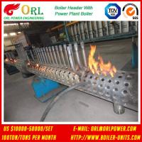 Quality Plant CFB Boiler Heating Power Chemical Oil Chemical Industry 240 MW Boiler Header SGS for sale