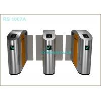 Wholesale Half  Height Sliding Speed Gates Turnstile Waterpoof  with Card Reader from china suppliers