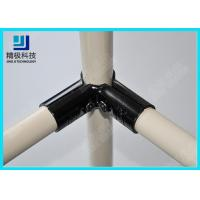 Wholesale Rotational Lean Tube Metal Joint for Pipe Rack System Vertical Angle Joint HJ-2 from china suppliers
