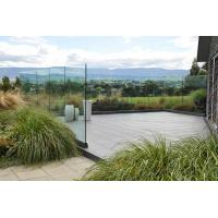 Wholesale Exterior Balustade Wall Garden Glass Balustrade from china suppliers