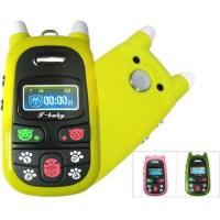 Yellow Positioning and Monitoring Kids Phone - Emergency Calls