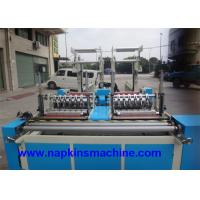 Wholesale Full Automatic Jumbo Roll Slitting Rewinding Machine For Making Tissue Paper from china suppliers