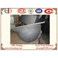Wholesale Melting Al Kettles 1 ton Capacity EB4064 from china suppliers
