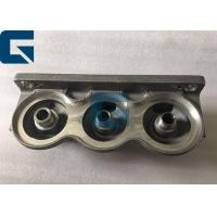 Buy cheap Iron Material Volvo Fuel Filter Housing Excavator Spare Parts VOE11127489 from Wholesalers