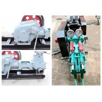 China 4-6Mpa Pressure Diesel Drilling Mud Pump On Hard And Soft Formation on sale