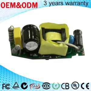 China shenzhen manufacturer 12v led bulb power supply 0-10v dimming led driver 3w 5w on sale