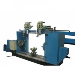 China Speed Adjustable Automatic Tank Girth Welding Machine Ring Seam Welder on sale