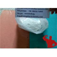 Buy cheap Sex Steroid Hormones 4-Chlorotestosterone Acetate Turinabol Anabolic Steroid Powder from Wholesalers