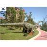 Giant Outdoor Dinosaur Model Decoration For Real Estate Dinosaur Display for sale