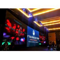 Wholesale Pantalla Led Video Wall Rental Display SMD2121 Pitch 3.91mm 65536 Dots / Sqm from china suppliers