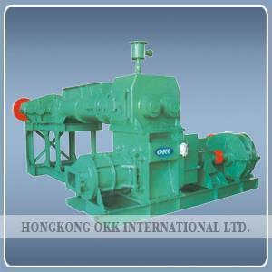 China OKK HT55/50 Clay Brick Machine/Clay Brick Extruder on sale