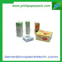 Buy cheap Custom Perfume Box Foldable Boxes Cosmetic Box Medicine Box Health Product from wholesalers