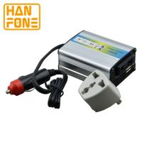 Wholesale Modified Sine Wave Power Inverter For Car , 200W Car Dc To Ac Converter from china suppliers