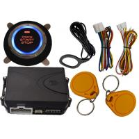 Buy cheap Remote Car Engine Start Stop System By Alarm Remote Control RFID Arm Or Disarm Car Engine from Wholesalers