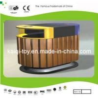 Wholesale Park Table and Chair and Dustbin (KQ10186B) from china suppliers