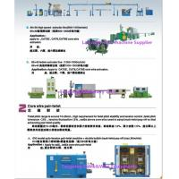 China lan network cable wire extrusion production line on sale