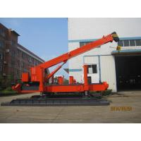 Wholesale Robot Machine 200 Ton Hydraulic Static Pile Driver from china suppliers