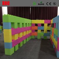 Wholesale 100% PE Building Block Toy Plastic Outdoor Play Equipment For Education from china suppliers