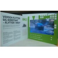 Wholesale Brochure Display Stand 10.1 inch LCD Video Booklet With Multi - Media Player from china suppliers