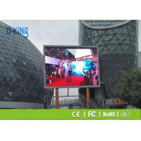 Wholesale High Definition P6 Advertising LED Board , LED Outdoor Advertising Screens from china suppliers