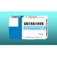 Wholesale Hydrochloride Levofloxacin Capsules Pharmaceutical Grade White Or Light Yellow from china suppliers