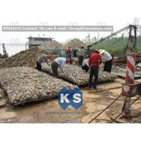Wholesale Double Twisted Hexagonal Gabion Mesh Hot Dip Galvanized Wire Reinforced Structure from china suppliers