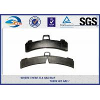 China Cast Iron Railway Brake Shoe Replacement For Heavy Duty Truck Automobile on sale