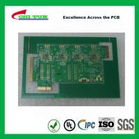Wholesale Aeronautics Printed Circuit Board 8L FR4 Immersion Gold + Hard Gold Quick Turn Pcb from china suppliers